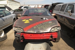 21-1998-Chevrolet-Cavalier-in-Colorado-wrecking-yard-photo-by-Murilee-Martin