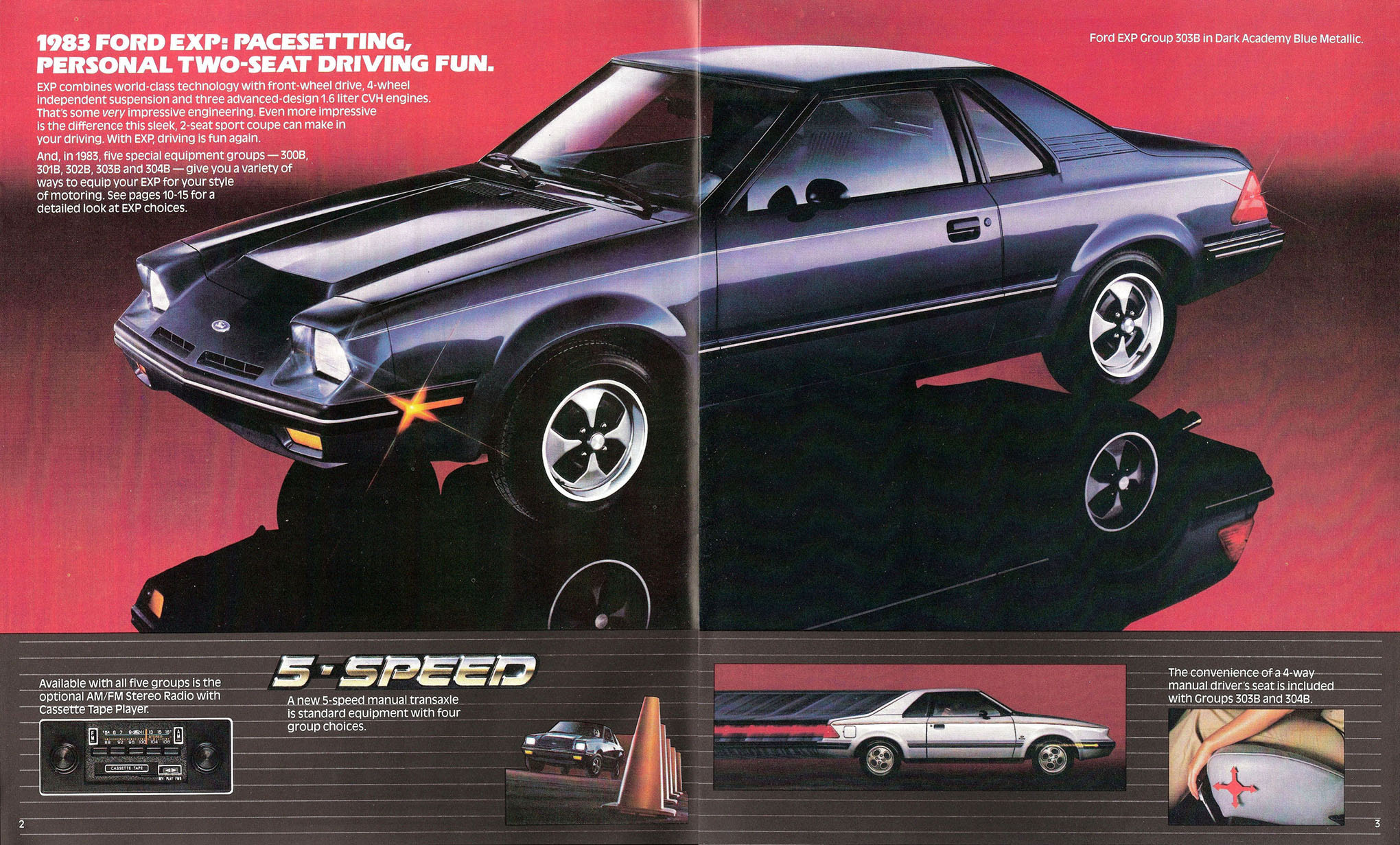 1983_Ford_EXP_Brochure