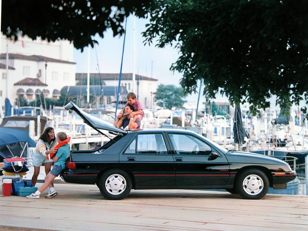 Corsica Hatchback