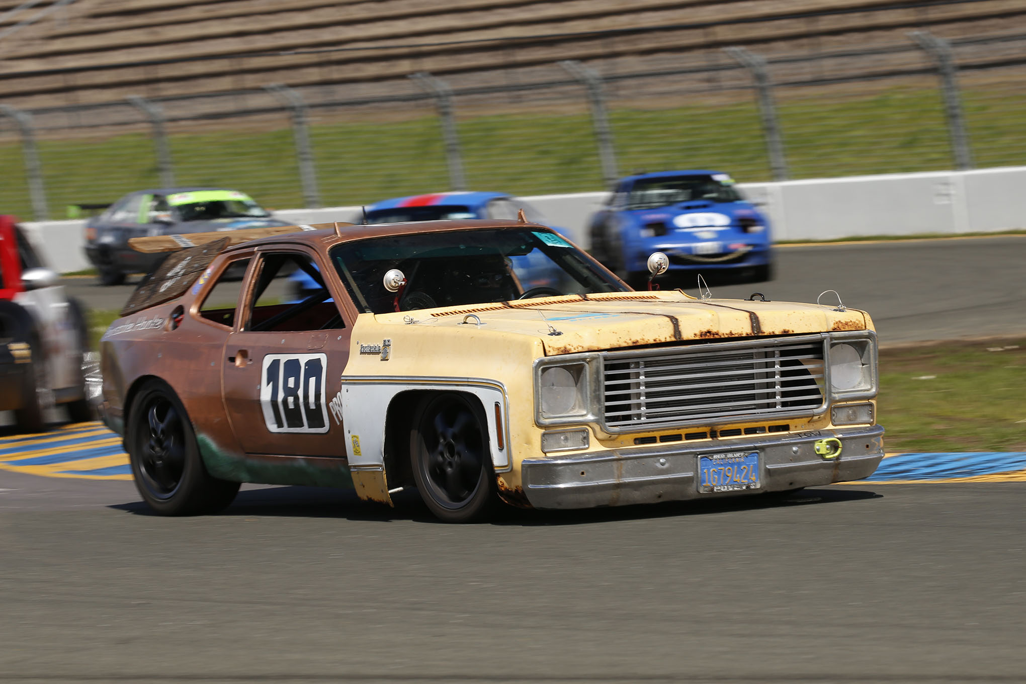 The Greatest New Lemons Cars Of 2018 Season 24 Hours 1964 Ford F100 Steering Column Wiring Sure It Finished Dead Effing Last When Debuted At Sears Pointless But Weve Got A Soft Spot For Hammered Full Size Truck