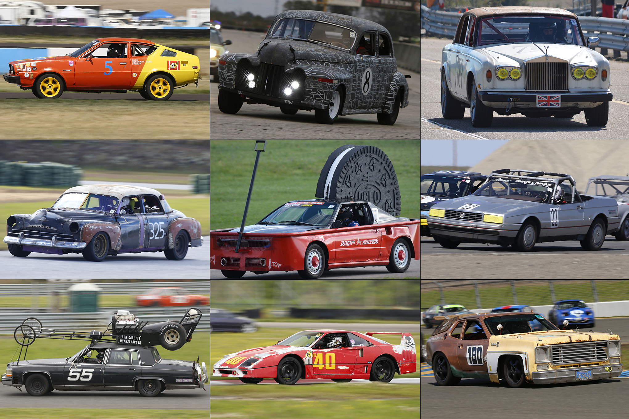 24 Hours Of Lemons >> The Greatest New Lemons Cars Of The 2018 Season 24 Hours