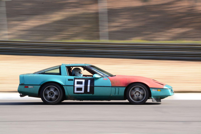 Corvette! The D-Team's Nasty, Knackered C4 - 24 Hours of LEMONS