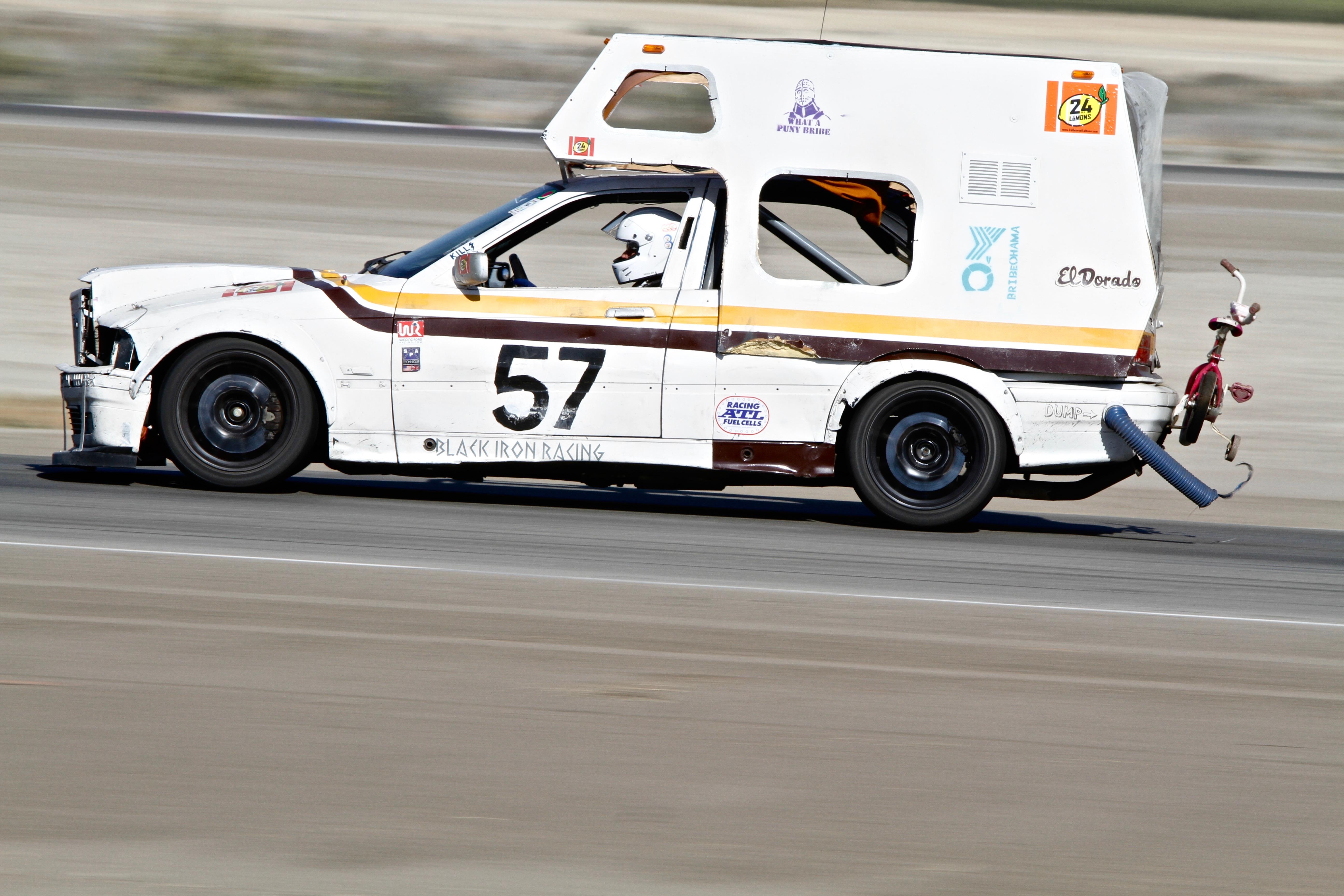 Cheap Race Car Build: BMW E36 V8 Camper