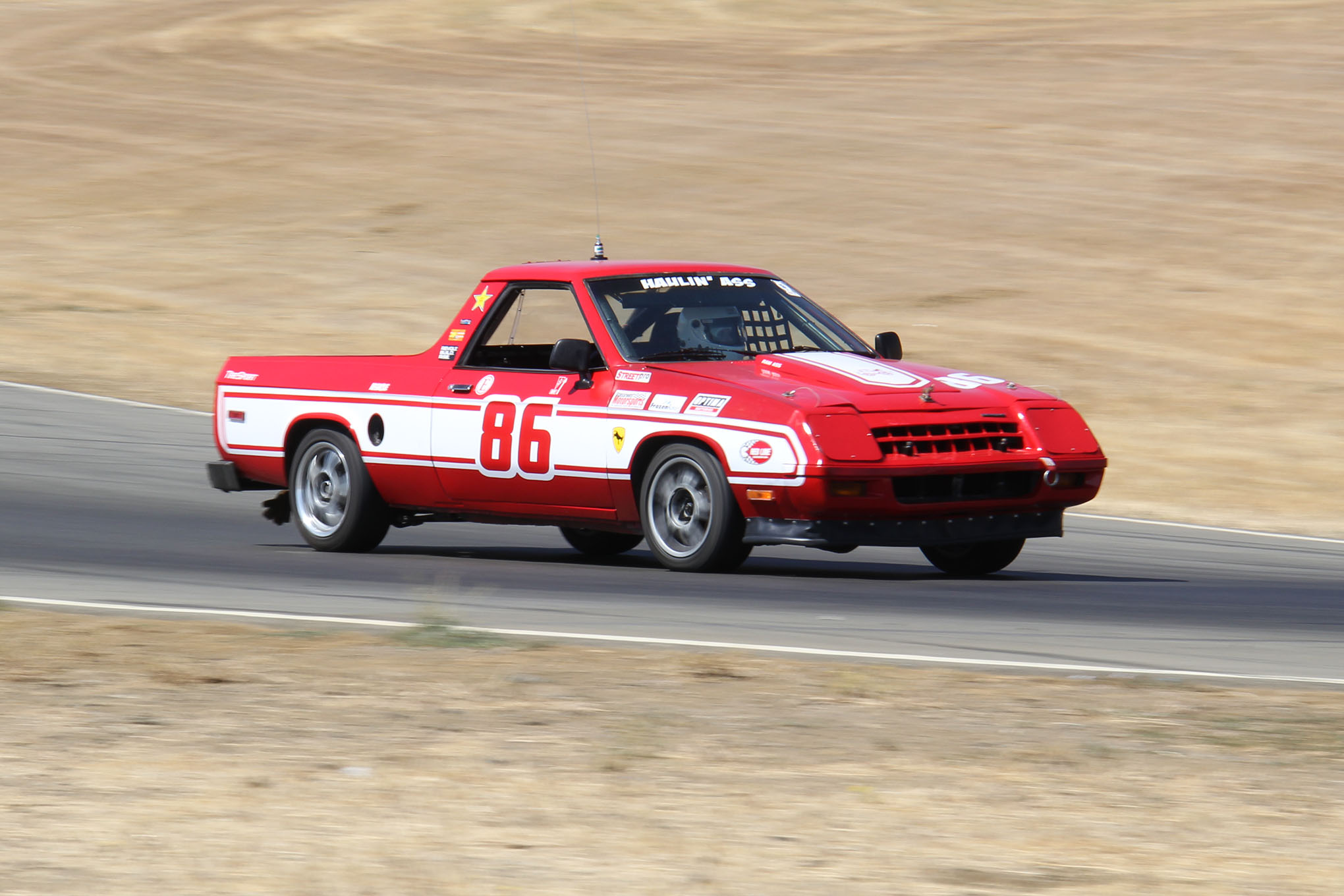 Team Hauling Ass Plymouth Scamp 24 Hours of Lemons car