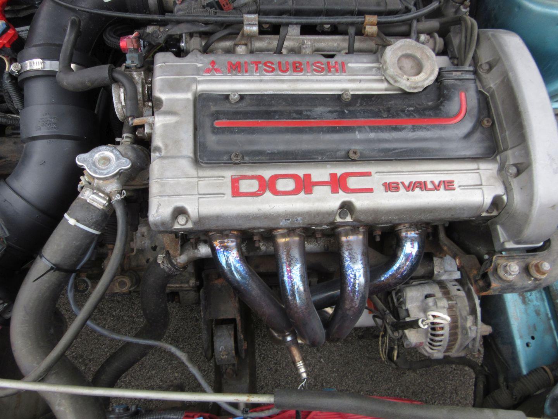 Mitsubishi Race Car: A Surprising 'Race' at Lemons Chicago