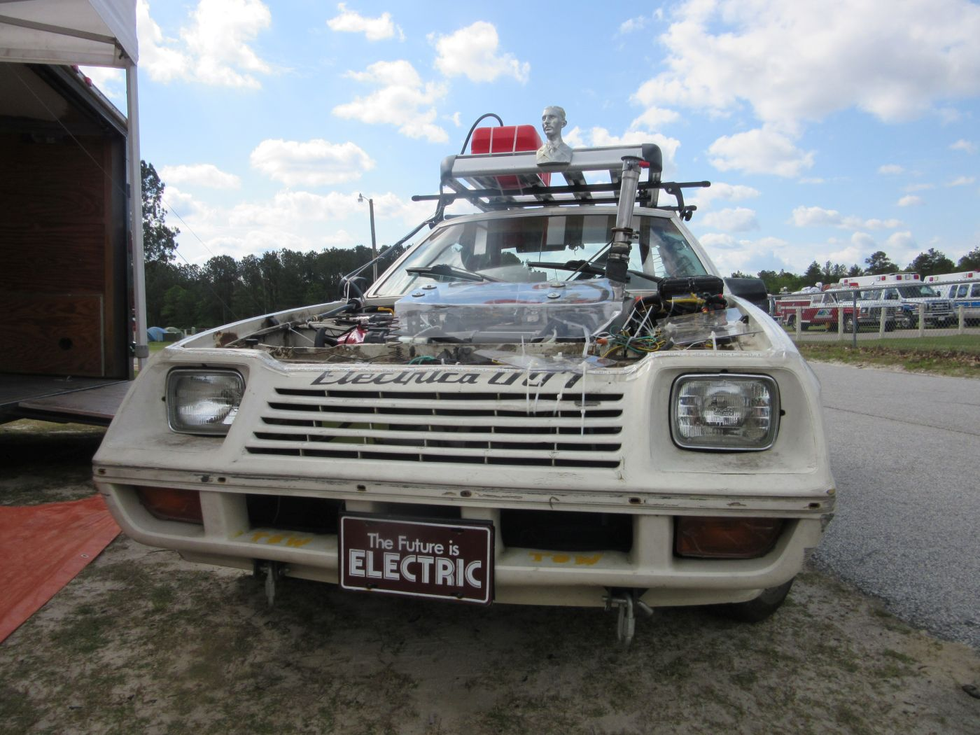 Electric Car, Lemons Rally
