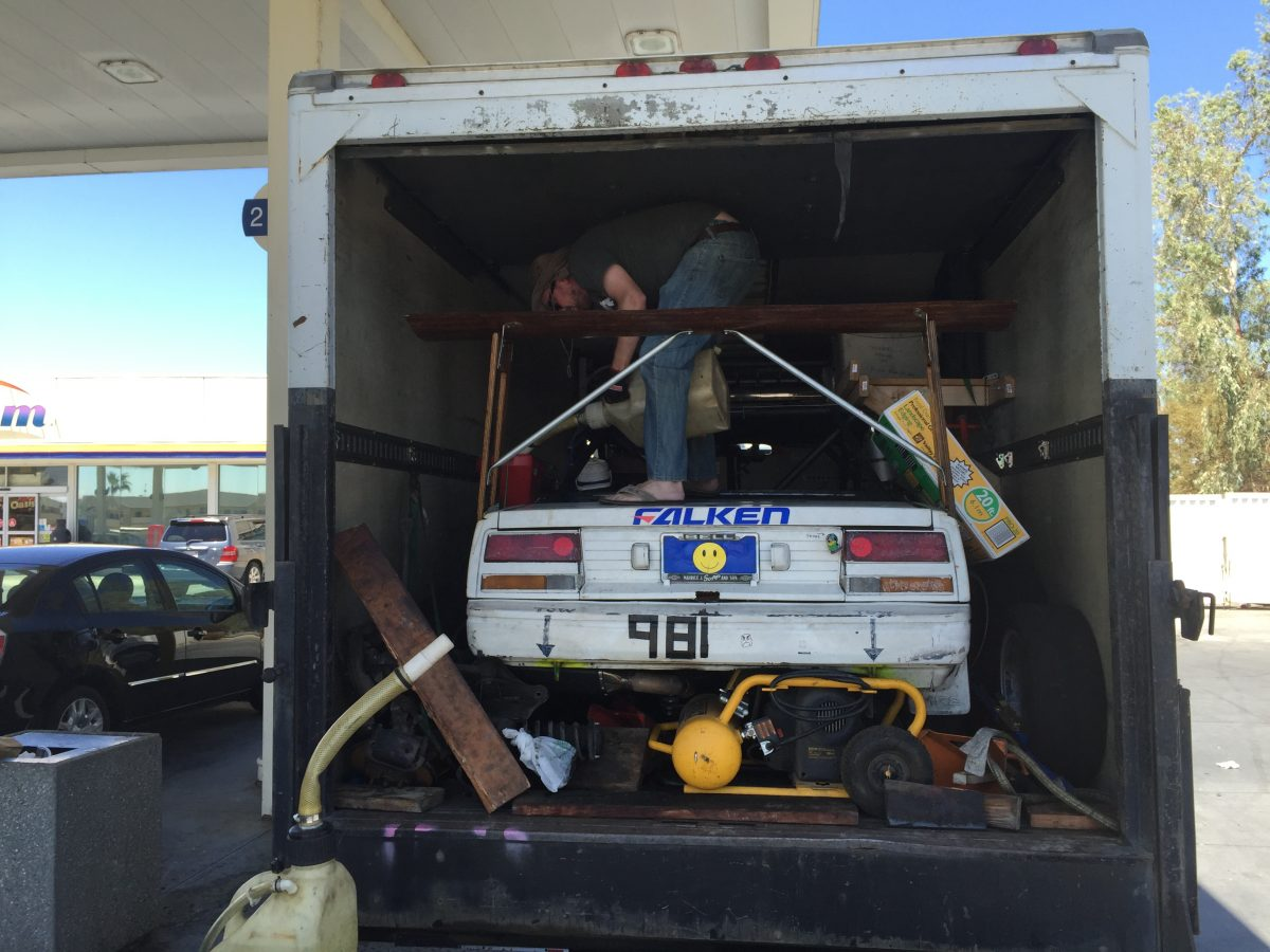 Race Hauler, 24 Hours of Lemons