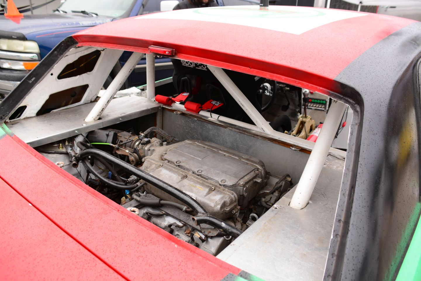 Mustang Savagery: Dead Horse Beaters' Honda-Powered Pony